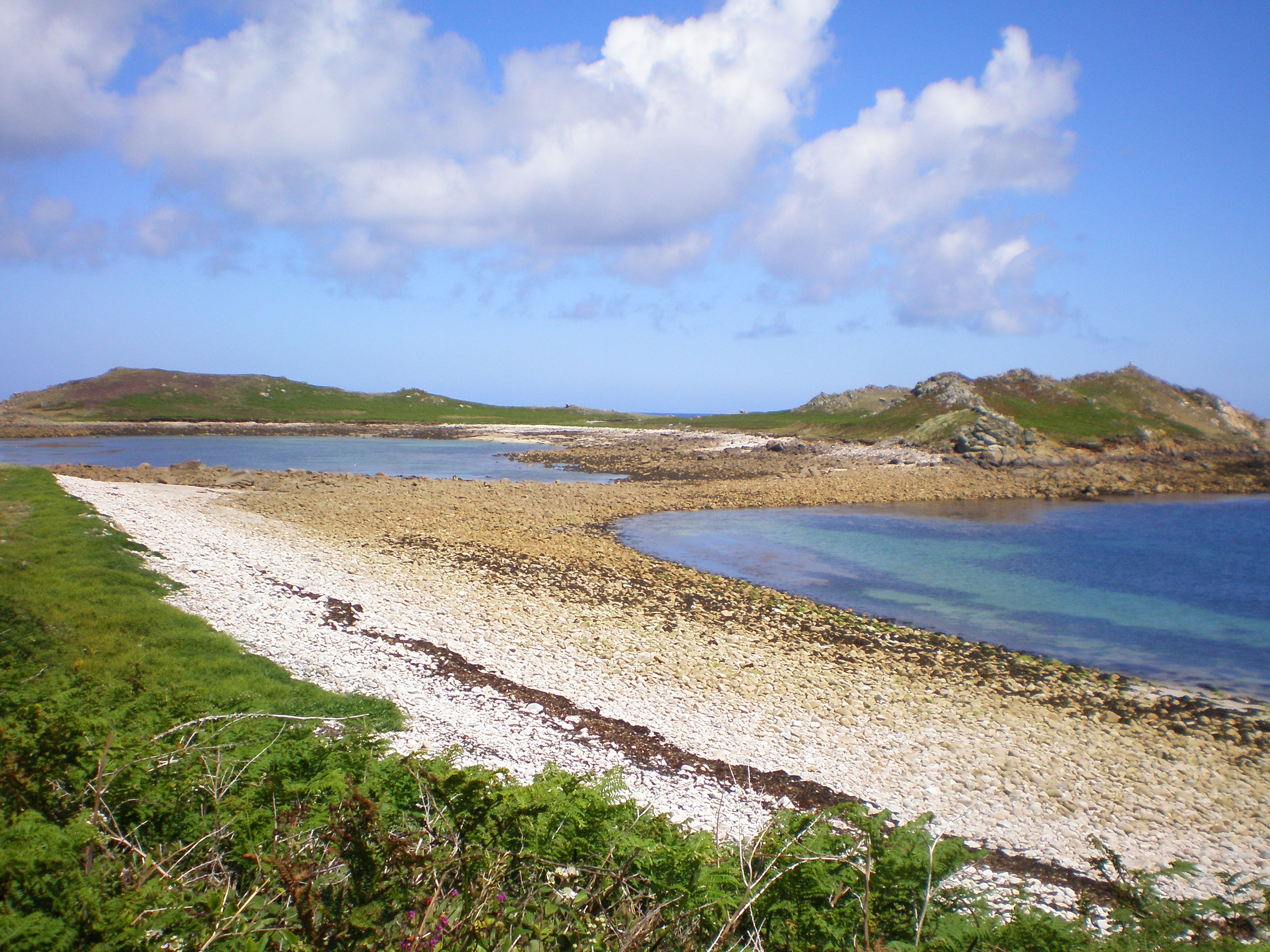 Isles of Scilly by Angie Gall